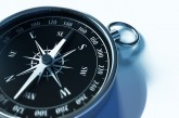 Compass in feng shui